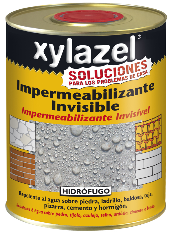 Xylazel Solutions Invisible Water Sealant Xylazel