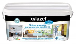 Xylazel Aire Sano Paint Suitable for Sanitary Environments
