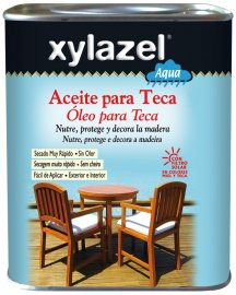 Xylazel Teak Oil Water Based
