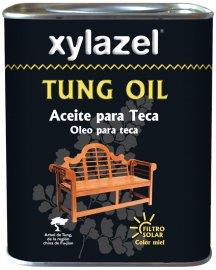 Xylazel Tung Oil Huile pour Teck