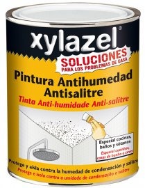 Xylazel Solutions Anti-Damp Anti-Saltpetre Paint