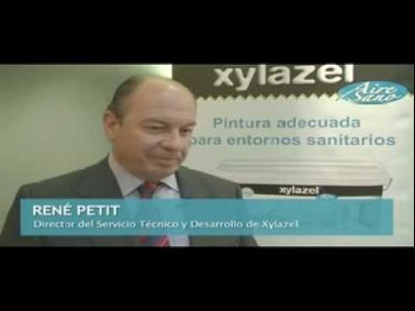 Embedded thumbnail for Xylazel Healthy Air for Sanitary Environments