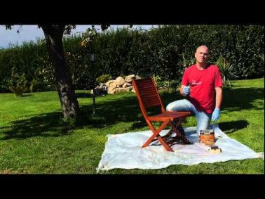 Embedded thumbnail for How to treat teak garden furniture