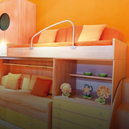 Children's bedrooms and furniture
