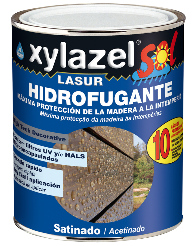 Xylazel Sol Lasur Water-Repellent