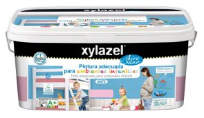 Xylazel Aire Sano Paint Suitable for Children´s Environments