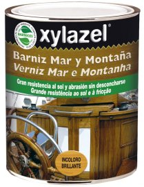 Xylazel Yacht and Moutain Varnish