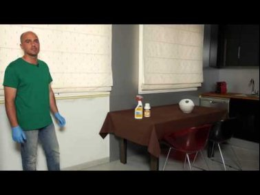 Embedded thumbnail for How to remove and prevent mildew stains on walls
