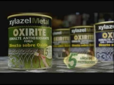 Embedded thumbnail for Xylazel Oxirite (spot)
