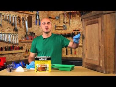 Embedded thumbnail for How to solve the problem of woodworm in wood
